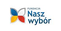 logo fundacja nasz wybór